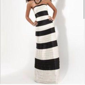 BCBG Gown GOSSIP GIRL